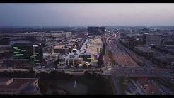 Dawn in Plano TX - HellaFilms Aerial Photography