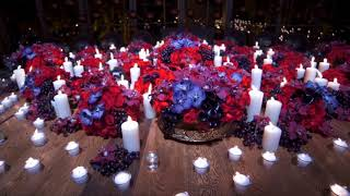 Winter Wedding Dreams in Atixco, Puebla for Jeanine & Balthazar - House of Kirschner