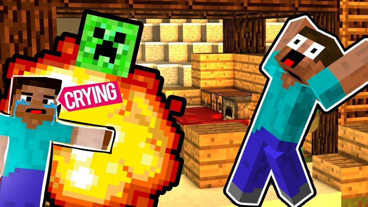 Creeper Destroyed My House | Minecraft Part 2 | Mythpat | Deewana Gamer | Shade Plays
