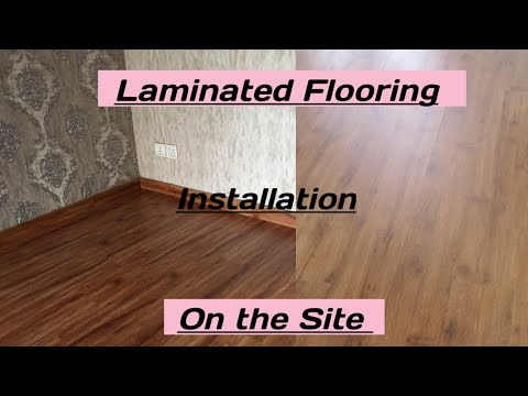 Laminate Flooring Installation How To, How To Install Laminate Flooring For Beginners