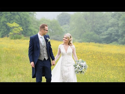 Wedding Video at Buckland House in Devon - Lara and Dan