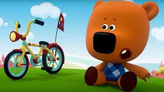 Ми-ми-мишки - Мой друг велосипед - Новая серия 49 - мультики про мишек