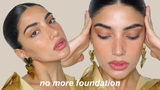 after watching this you'll never use foundation again