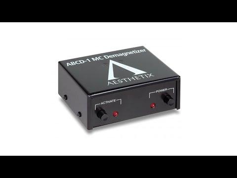 Audio Advisor Review - Musical Surroundings Aesthetix ABCD-1 MC Cartridge Demagnetizer
