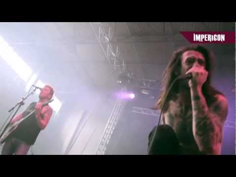 While She Sleeps - Crows (Official HD Live Video)