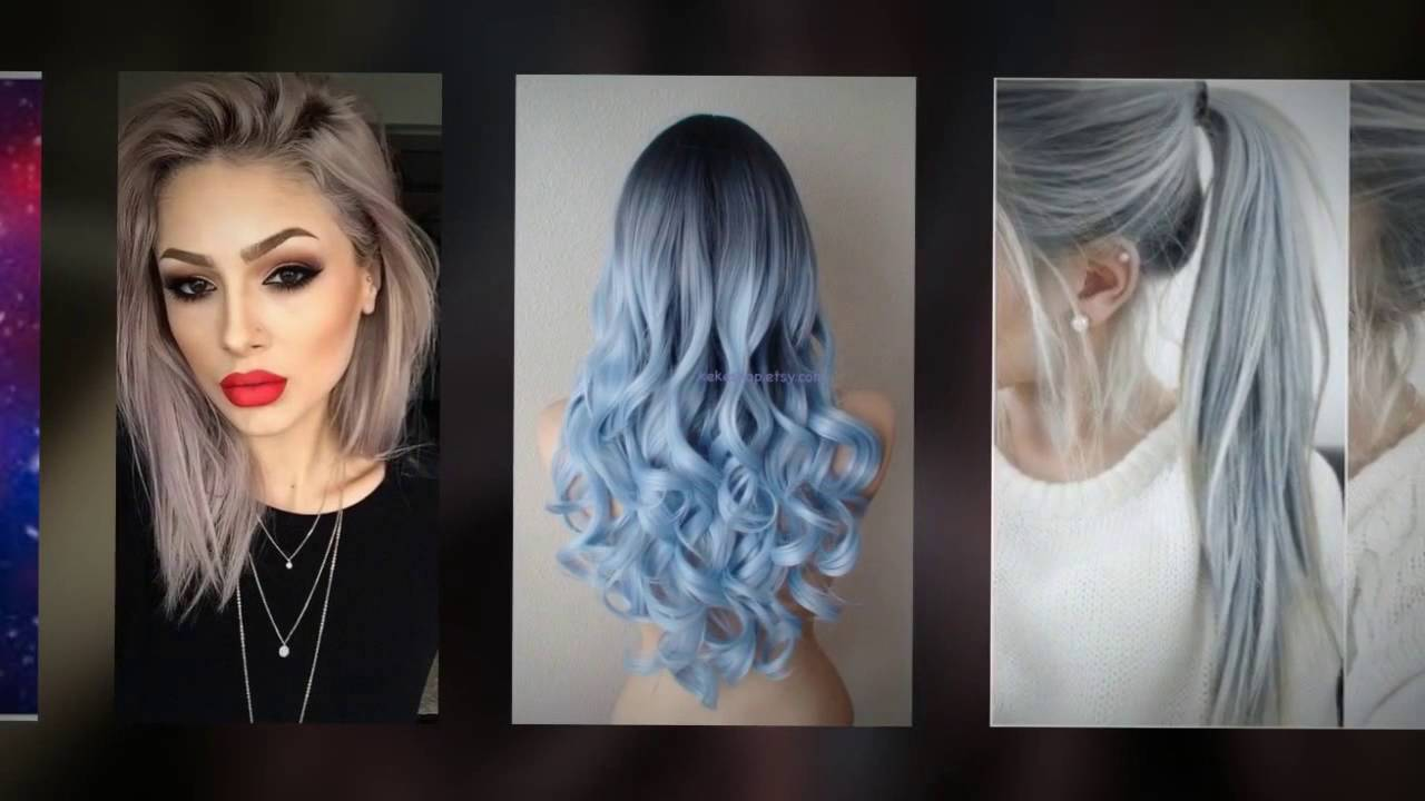 over 100 light hair color ideas