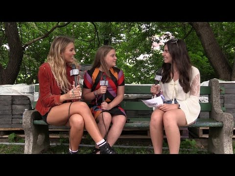 Interview with Lennon & Maisy
