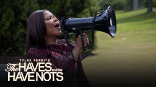 Veronica Disturbs the Peace | Tyler Perry's The Haves and the Have Nots | Oprah Winfrey Network