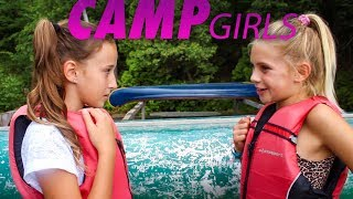 Camp Girls Mean Girls Parody