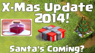 Clash Of Clans NEW Christmas Update 2014 Discussion | X-mas Update Wishlist