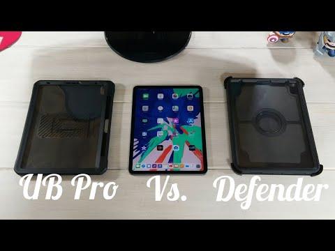IPad Pro 11 Case Comparison... Otterbox Defender Vs. Supcase UB Pro..