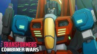 Transformers: Combiner Wars - 'Homecoming' Prime Wars Trilogy Episode 5