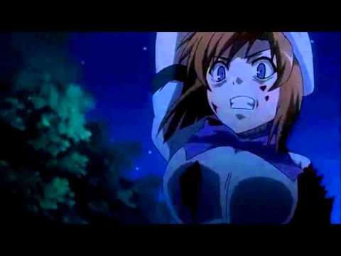 Higurashi No Naku Koro Ni Kaku Outbreak Rena S Finisher With Bat Youtube