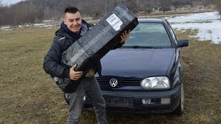 Tuning wizualny VW GOLFA III #1