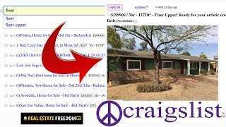 How To Search For Cheap Houses On Craigslist