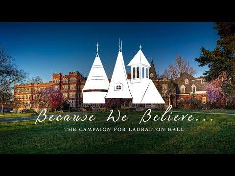 Lauralton Hall – Capital Campaign Video