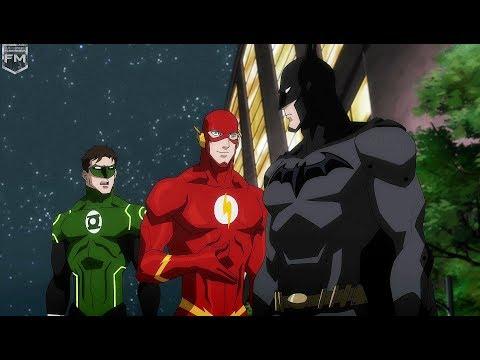 Justice League vs Parademons | Justice League: War