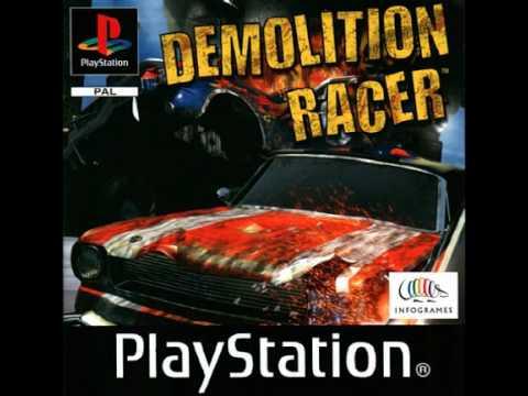 Demolition Racer Soundtrack - Cirrus - Stop & Panic