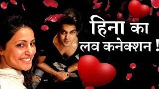 VIRAL VIDEO : When Hina Khan met Luv Tyagi in DELHI