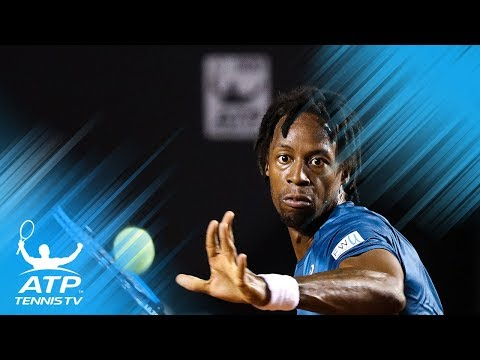 Thiem, Monfils Advance in Rio | Rio Open 2018 Highlights Day 2
