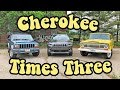2019 Jeep Cherokee: A retro comparison