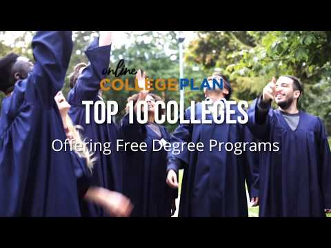 Free Online College Degree Programs!