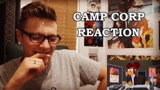 CAMP CAMP - 3X12 CAMP CORP REACTION