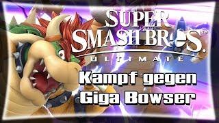 Kampf gegen Giga Bowser #09 ► Super Smash Bros Ultimate Story Mode