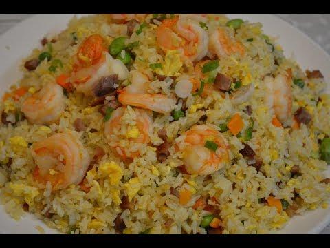 楊州炒飯 Yangchow Fried Rice