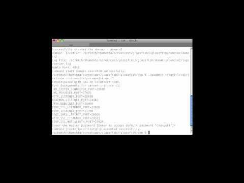 Change-master-password Command In GlassFish 3.1