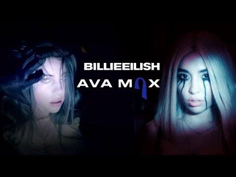 Billie Eilish X Ava Max • Bury A Psycho Friend (Mash-Up)