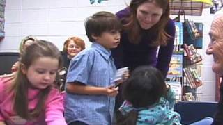 Julianne Moore Visits Rural Kentucky - Save the Children
