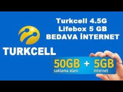 Turkcell Bedava İnternet - Hilesiz Yapma - 2018- nasıl bedava internet yaparım?
