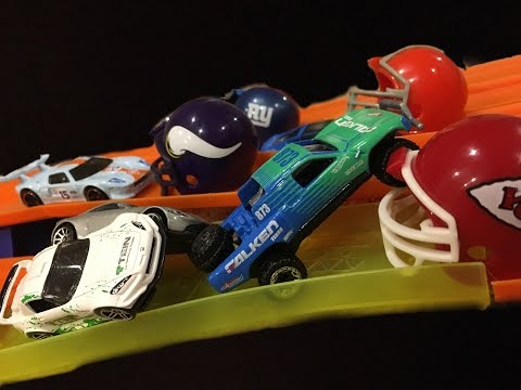 Hot Wheels Football 2: Pro Bowl Edition