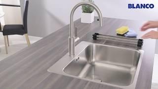 кухонная мойка Blanco Supra 500U ремонт