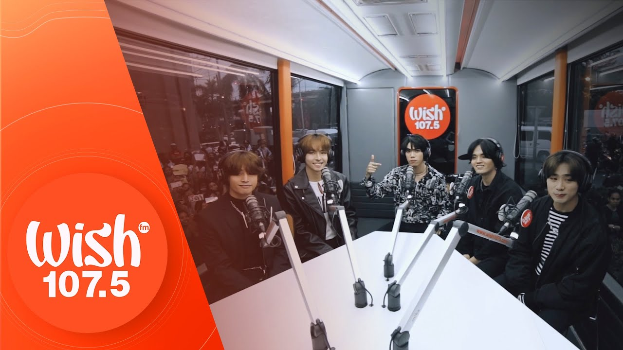 """Download SB19 performs """"Alab"""" LIVE on Wish 107.5 Bus"""