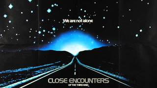 CLOSE ENCOUNTERS OF THE THIRD KIND stereo radio advert London 1978