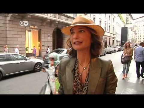 Uberta Zambeletti - DW TV - EUROMAXX