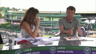 Live@Wimbledon 2015 – Day 4