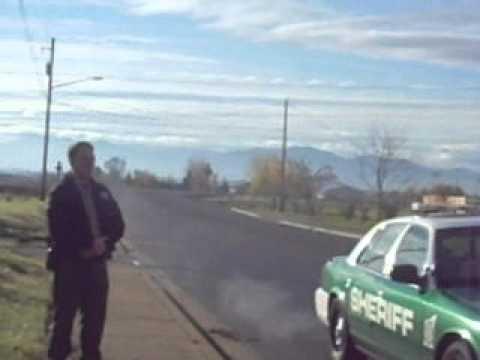 Jackson County Oregon Deputy Willis false arrest based on assumption