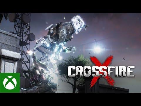 CrossfireX - Open Beta Announce Trailer