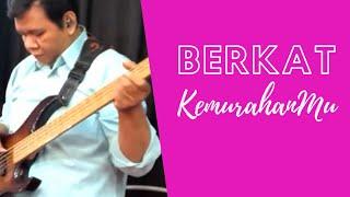 Gambar cover Berkat KemurahanMu   NDC (With lyric) Live Bass Cam By Jimmy Frank