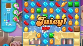 Candy Crush Soda Saga Level 1017 - NO BOOSTERS