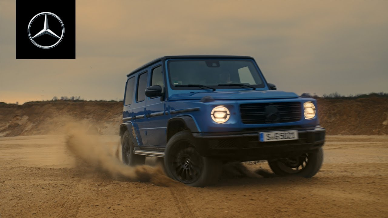 The G-Class: Built to Last
