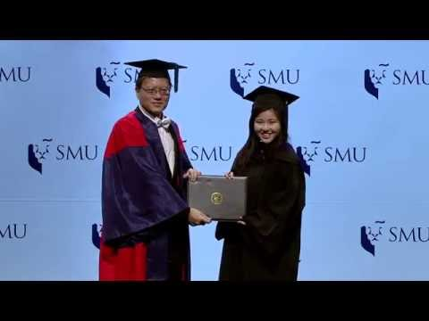SMU Commencement 2016 - School of Law Ceremony