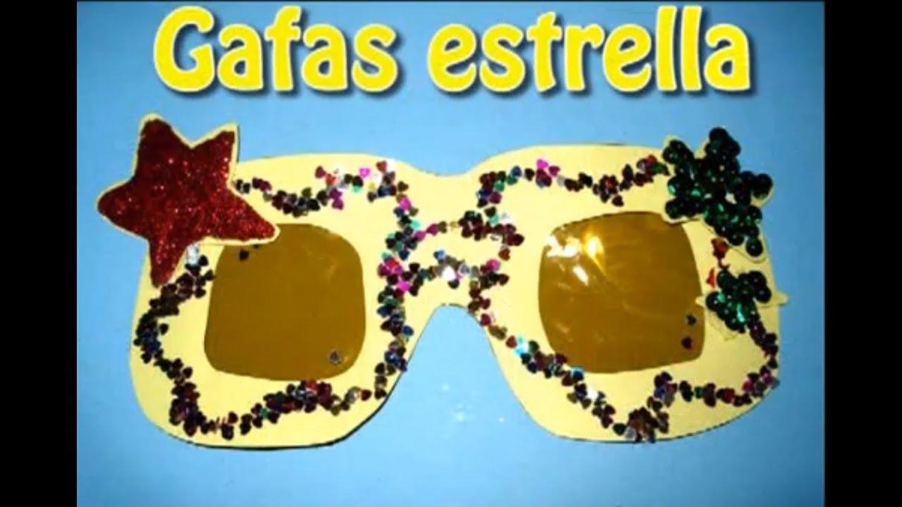 Gafas de estrella lady gaga disfraces caseros de carnaval - Difraces para carnaval ...