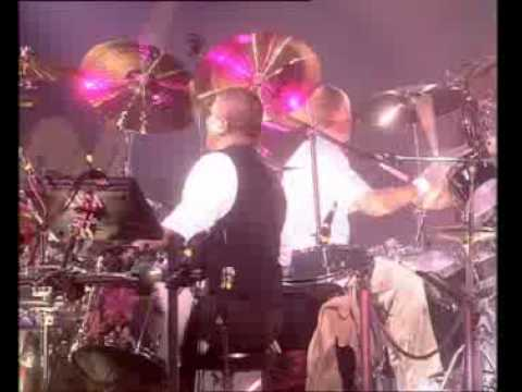 Phil Collins Timbantiocha (LIVE AND LOOSE IN PARIS TOUR 1997)