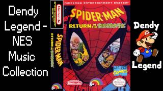 Spider-Man NES Music Song Soundtrack - Title Theme [HQ] High Quality Music