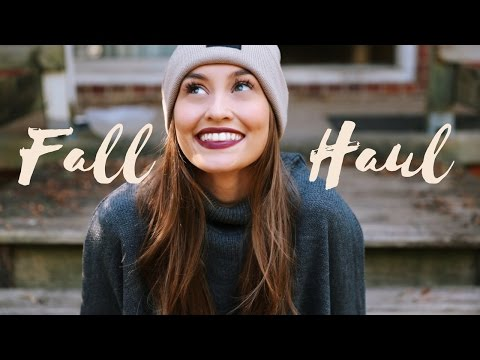 Lulu's Fall Haul + Lookbook | Kristin Lauria