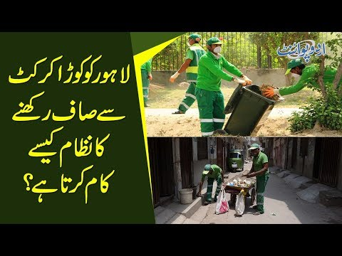 How Lahore Waste Management Company Works? What Challenges Do They Face To Keep Lahore Clean?